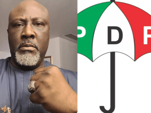 God Go Punish Una, Dino Blasts Those Asking Him To Leave PDP And Join APC