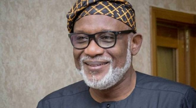 APC Has Come To Stay – Akeredolu Says As He Revalidates Membership Status