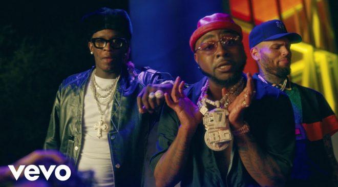 Davido–Shopping Spree Ft. Chris Brown, Young Thug MP3 Download