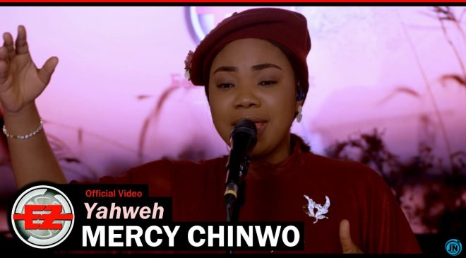 Yahweh by Mercy Chinwo MP4 download