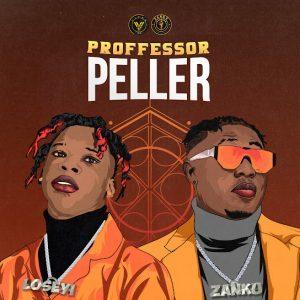 Seyi Vibez–Professor Peller ft. Zlatan MP3 Download