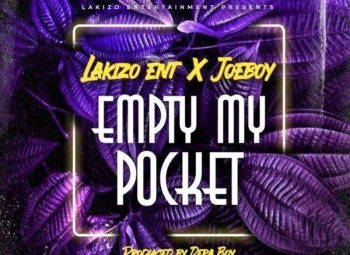 Joeboy–Empty My Pocket MP3 Download