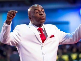I Refused Moving To US In 1987 – Oyedepo Knocks Nigerians Rushing Abroad